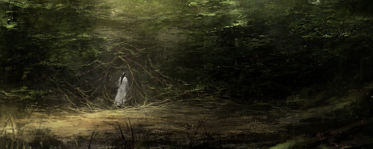 into_the_forest_by_chriscold-d6ew0fi
